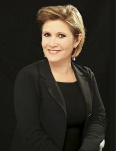 "tar Wars' Carrie Fisher to Appear in ""Girlfriends' Guide to Divorce"" (Bravo)"