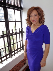 Dr. Fran Walfish in Beverly Hills office (Photo: THT)