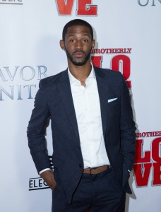 actor Eric D. Hill Jr (Sergio Taylor)