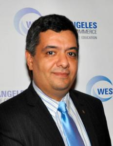Roozbeh Farahanipour. Photo courtesy of the West Los Angeles Chamber of Commerce