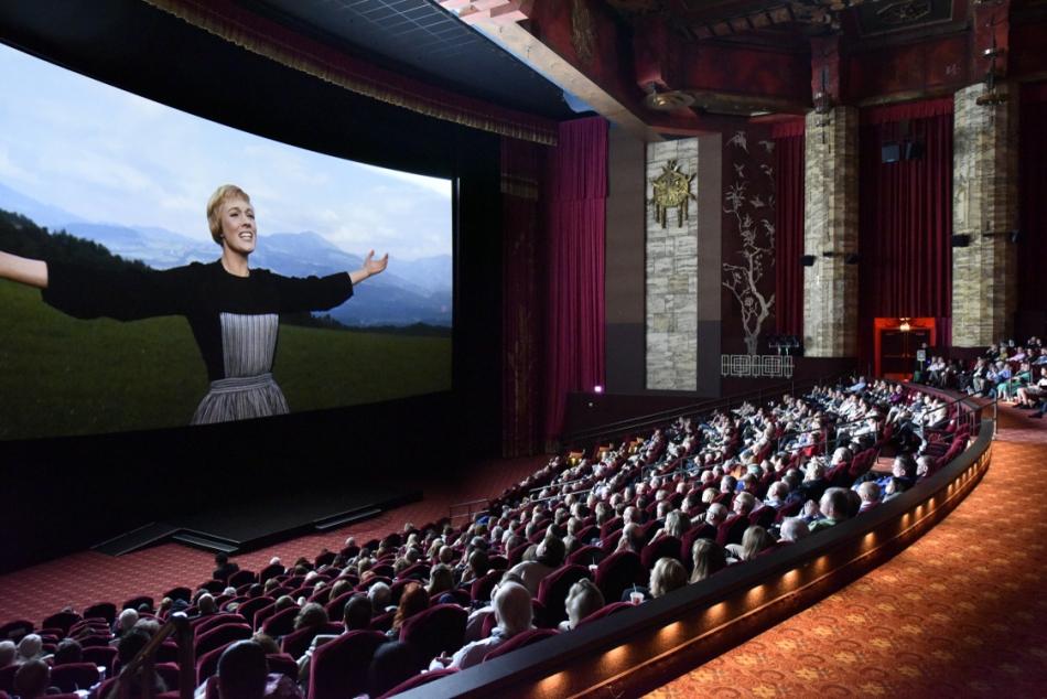 Tcm 2015 Classic Film Festival Hollywood