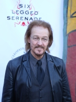 Actor Ted Neeley as the Publicist