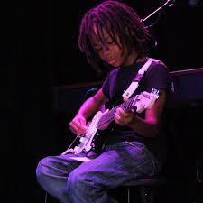 9 year old virtuoso Cameron Nino