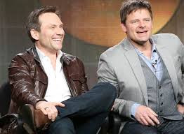 Christian Slater and Steve Zahn have fun with ABC's 'Mind Games'