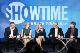 Showtime's Episodes panel at the Winter press tour Pasadena, CA