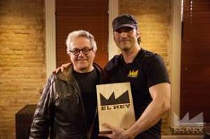 George Miller and  Robert Rodriguez