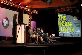 """In This Photo: Alfre Woodard, Charles Ogletree , Eugene Jarecki, Bonnie Boswell (L-R) Executive producer Bonnie Boswell, narrator/actress Alfre Woodard of """"The Powerbroker: Whitney Young's Fight for Civil Rights"""", Professor of Law, Harvard University, Charles Ogletree of """"The House I Live In"""", and Eugene Jarecki, producer and director of """"The House I Live In"""" speak onstage during the Independent Lens Panel at the PBS Portion- Day 2 of the 2013 Winter Television Critics Association Press Tour at Langham Hotel on January 15, 2013 in Pasadena, California. (Jan. 14, 2013 - Source: Frederick M. Brown/Getty Images North America)"""