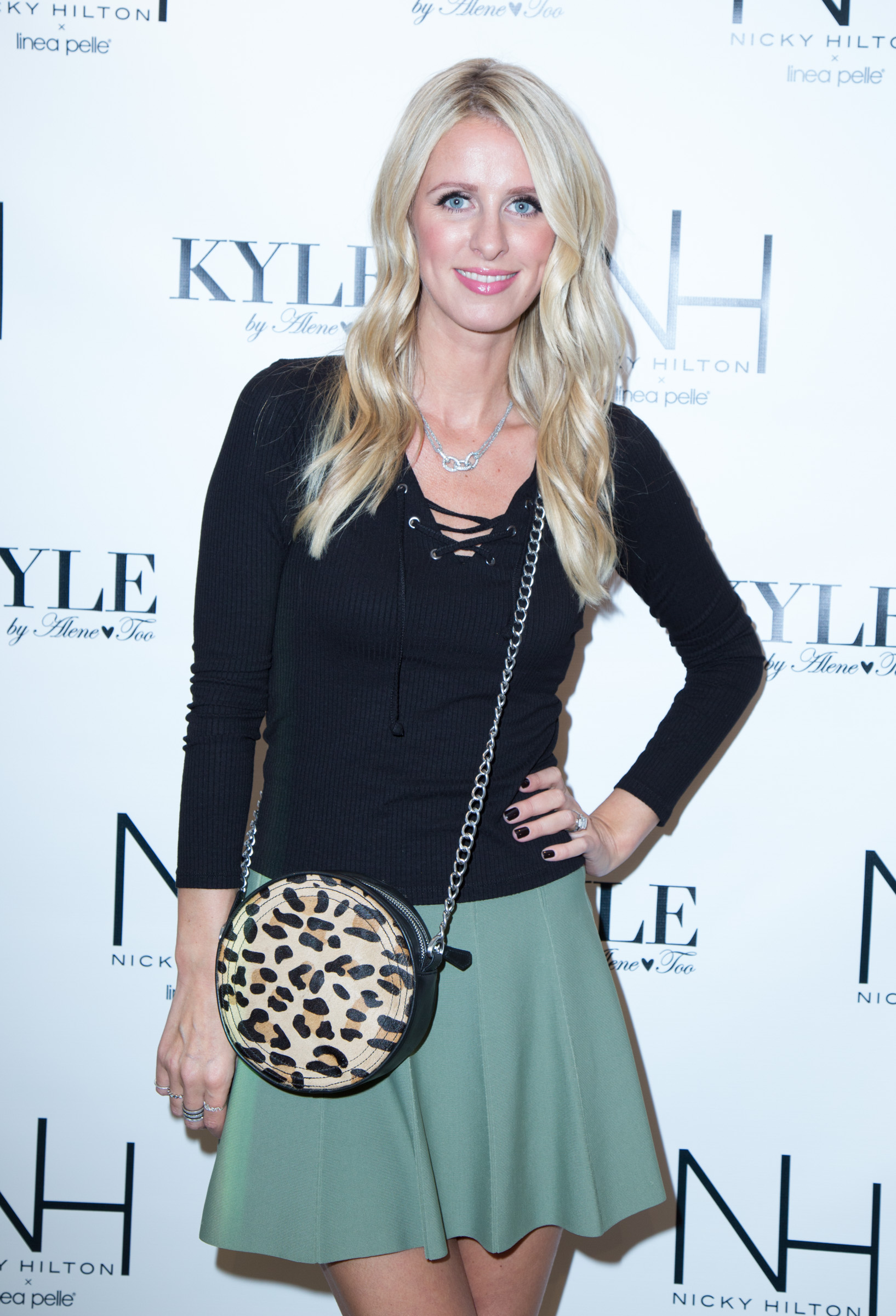 Nicky Hilton Shows Her New Fall 2015 Handbag Capsule Collection ... a8d469d3a9436