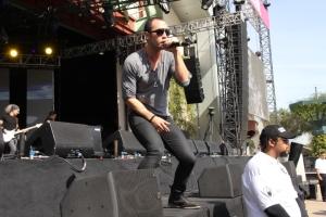 Ignacio Val's performance kicks off the L Festival
