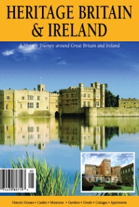 Heritage Britian & Ireland (by Heritage Handbook Co. Ltd UK 5.90 sterling, USA $9.99, Canada $10.99, EU 9.50 barcode 074470807193)