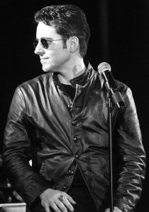 John Lloyd Young Rings In the New Year A Few Days Early! Image Credit: Michelle Majors