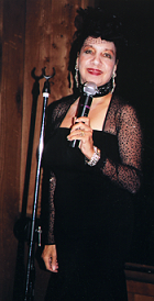 Carmelita Pittman Sings Sentimental Journey