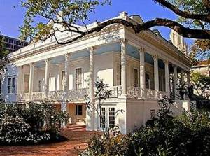 Famous Homes New Orleans Magnolia Mansion Of Romance Ghosts Is