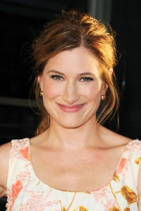 LOS ANGELES, CA - AUGUST 16:  Actress Kathryn Hahn arrives at the premiere of 'Our Idiot Brother' hosted by The Weinstein Company and Ron Burkle held at ArcLight Cinemas on August 16, 2011 in Hollywood, California.  (Photo by Jason Merritt/Getty Images)