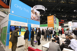 Who's in at the INTX Marketplace? Just about everybody.