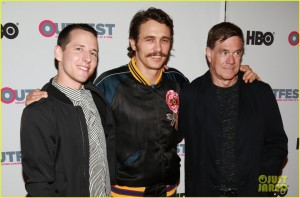 "2016 Outfest Los Angeles Screening Of ""King Cobra"" And The Presentation Of The James Schamus Ally Award Featuring: Justin Kelly, James Franco, Gus Van Sant Where: West Hollywood, California, United States When: 17 Jul 2016 Credit: FayesVision/WENN.com"