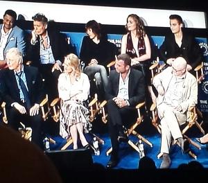 Ray Donovan cast (Photo: THT)
