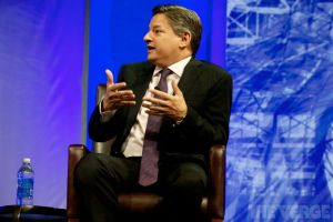 Ted Sarandos: the man who turned Netflix into an Emmy-nominated content powerhouse