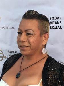 "Bamby Salcedo is the founder of the Los Angeles-based TransLatin@ Coalition, which according to its website ""is an organization form[ed] by Trans Latin@ immigrant leaders who have come together (Photo: THT)"