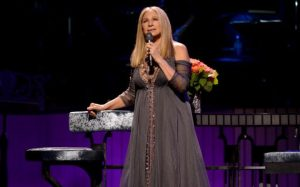 Barbra Streisand grey outfit staples