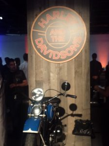 Harley and The Davidsons Motorcycle