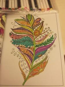 inkspirations stem using markers THT Judy Shields