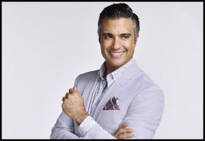 Jaime Camil, the popular star of the hit CW comedy JANE THE VIRGIN, host for the evening
