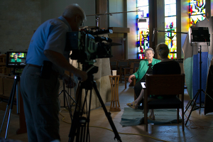 Sister Joan Chittister interviewed by CBS
