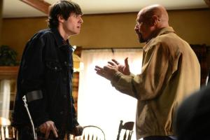 "RJ Mitte starred as Walter Jr. on AMC's hit ""Breaking Bad"""