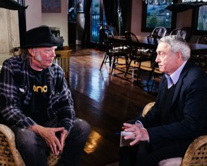 Neil Young Kicks off an all NEW season of The Big Interview!