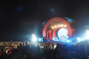 moments from Global Citizen Festival 2014