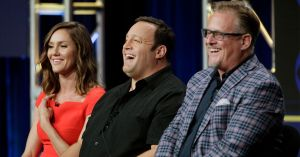 Kevin James Dishes On Kevin Can Wait At 2016 CBS TCAs