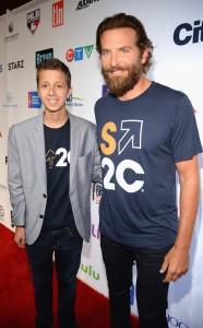 Bradley Cooper SU2C (photo by Kevin Mazur ABC)