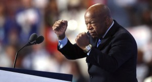 John Lewis: 'Some forces in America trying to take us back to another period'