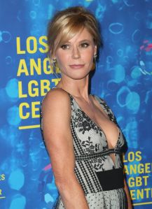 JULIE BOWEN at LGBT Center's 47th Anniversary Gala Vanguard Awards in Los Angeles 09/24/2016