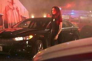 Maggie Q stars as FBI Agent Hannah Wells