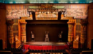 Inside The Egyptian Theatre