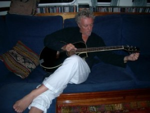 Roger Taylor Composing