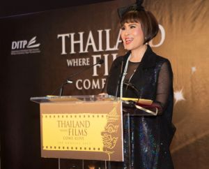 Thai Night Princess AFM 2016