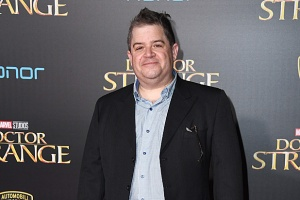 "HOLLYWOOD, CA - OCTOBER 20: Actor Patton Oswalt attends the Premiere of Disney and Marvel Studios' ""Doctor Strange"" on October 20, 2016 in Hollywood, California. (Photo by Frazer Harrison/Getty Images)"