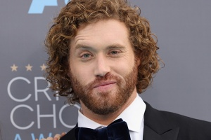 """""""Silicon Valley"""" star T.J. Miller (Getty Images)"""