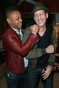 WEST HOLLYWOOD, CA - DECEMBER 08: Cuba Gooding Jr. (L) attends the Vulture Awards Season Party at Sunset Tower Hotel on December 8, 2016 in West Hollywood, California. (Photo by Jonathan Leibson/Getty Images for New York Magazine) Keywords - Entertainment, Arts Culture and Entertainment Photo Credit - Getty Images for New York Magazi