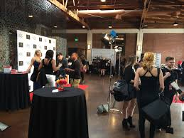 Inside red carpet At the P