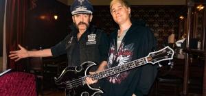 Lemmy and Minarik