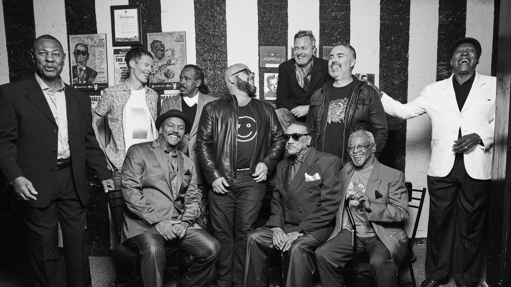 Barenaked Ladies and The Persuasions | Pledge Music