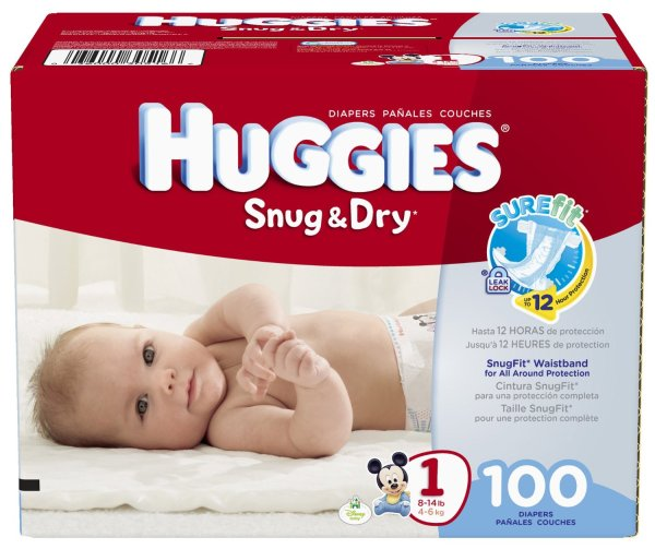 Huggies | Charity News