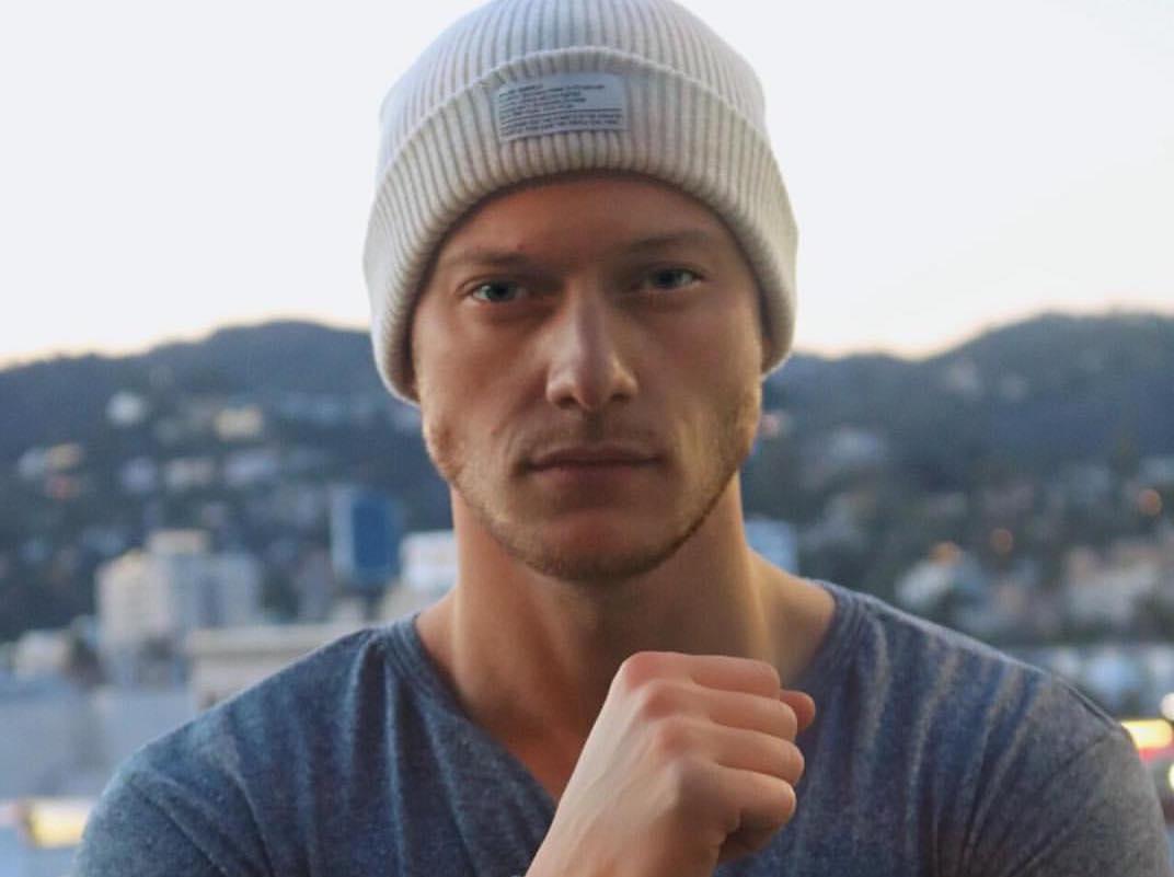 Hollywood Sensation, Actor, Social Media Star and Vegan Fitness Model, JohannesBartl