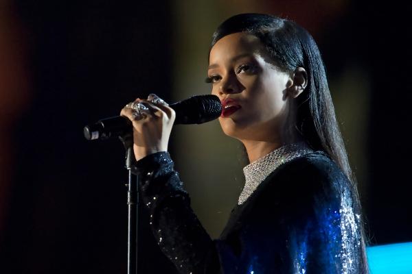 Rihanna | clara lionel foundation