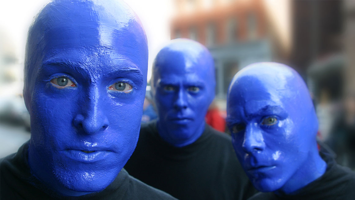 Astor Place Theatre | Blue Man Group | Music News 2017 | Music Shows 2017
