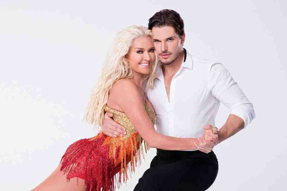Erika Jayne Dancing With THe Stars 2017